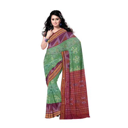 OSS7531: New Handloom saree pattern