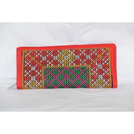 OHA042: Handmade Pipli Purse