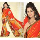 Printed Designer Fancy Saree -s038nainakke