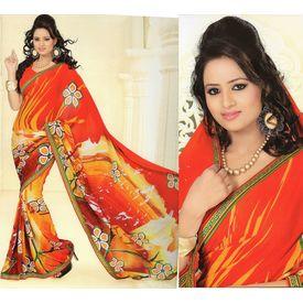 Printed Designer Fancy Saree -s038nainakke