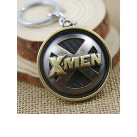 X-men Metallic Logo Keychain