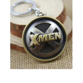 X-men Metallic Logo Keychain