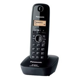 Panasonic KX-TG3411BxX Basic Cordless Black for Home and Office Use