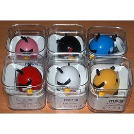 A Very Beautiful Cute Cartoon Angry Birds USB MP3 Player