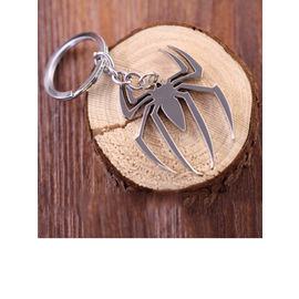 Spiderman Metallic Keychain