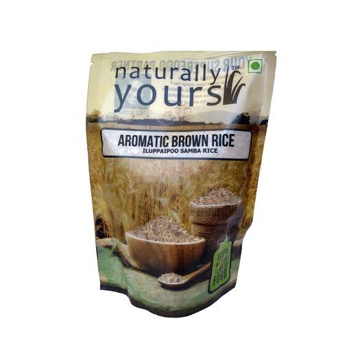 Aromatic Brown Rice 500G (Iluppaipoo Samba)