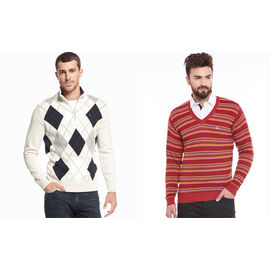 Combo of 2 Export Surplus Branded Sweater, s