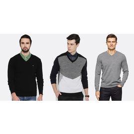Combo of 3 Export Surplus Branded Sweater, l