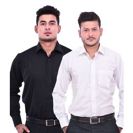Combo of 2 Export Surplus Branded Formal Shirt, s