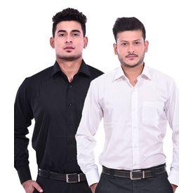 Combo of 2 Export Surplus Branded Formal Shirt, s
