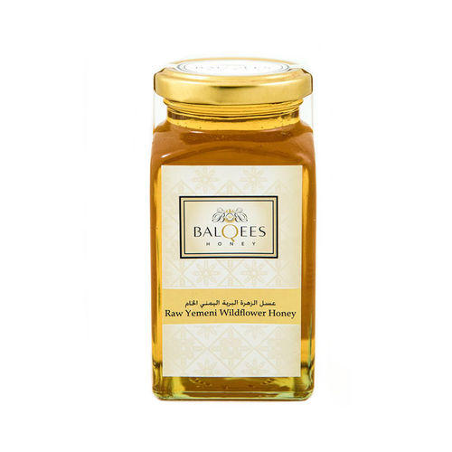 Raw Yemeni Wildflower Honey