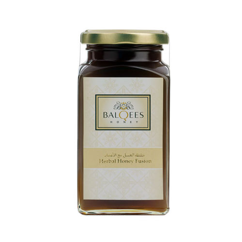 خلطة العسل مع الأعشاب