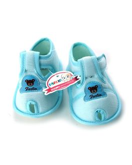 FARLIN Baby Shoes - Blue, large 14.5cm