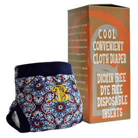 Firework Bdiaper Cover with Disposable Insert