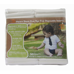 Bdiaper Disposable Nappy Pads ( 45 pack)
