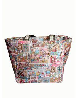 Baby and Mum Printed Bag