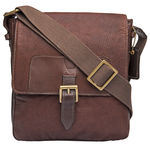 Bertoia 03 Crossbody,  brown, siberia