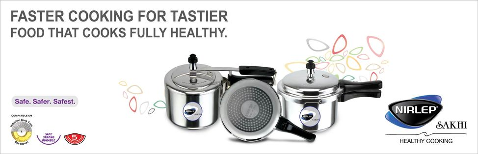 The Pressure Cookers must for your kitchen!