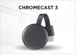 Chromecast Media 3
