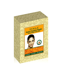 Wild Turmeric Powder - Kasturi Manjal Powder Buy Online- Turmeric Face Pack (100g)