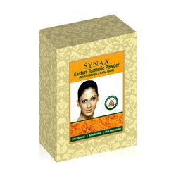 Synaa Kasturi Turmeric Powder  Kasturi Manjal (100g)