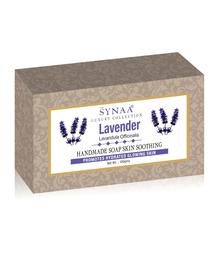 Synaa Lavender Handmade Soap (100g)