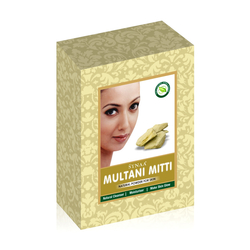 Synaa Herbal Multani Mitti Face Pack - Natural Face & Skin Powder (100g)