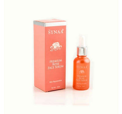 Synaa Rose Face Serum - Premium (30ml)