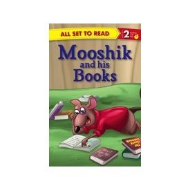All Set to Read Level 2: Mooshik and his books