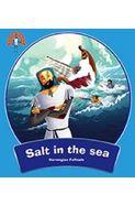 Fantastic Folktales: Salt in the Sea