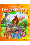 Large Print The Best Of Panchatantra