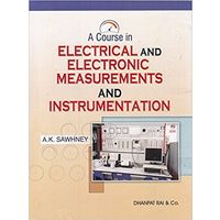 A Course in Electrical and Electronic Measurments and Instrumentation
