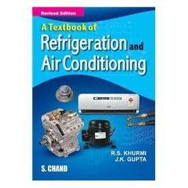 Textbook of Refrigeration and Air- conditioning