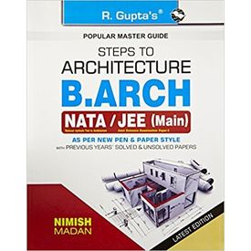 Steps to Architecture B. Arch- Popular Master Guide