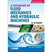 Textbook of Fluid Mechanics and Hydraulic Machines