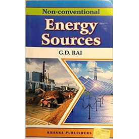 Non- conventional Energy Sources