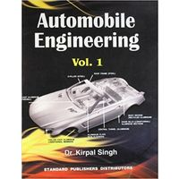 Automobile Engineering vol- 1
