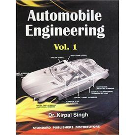 Automobile Engineering vol- 1