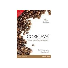 Core Java Volume 1- Fundamentals