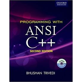 Programming with ANSI C+ +