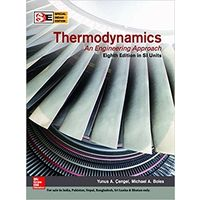 Themodynamics- An Engineering Approach