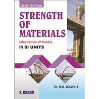 Strength of Materials- ( Mechanics of Solids)