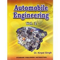 Automobile Engineering vol- 2