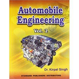Automobile Engineering vol- 2