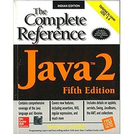 Java 2- The Complete Reference