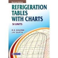 Refrigeration Tables with Charts