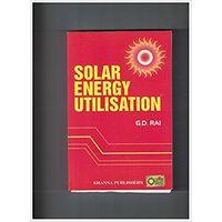 Solar Energy Utilisation