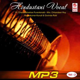 Hindustani Vocal- Vol Ii
