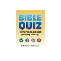 Bible Quiz- Historical Books