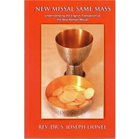 New Missal Same Mass
